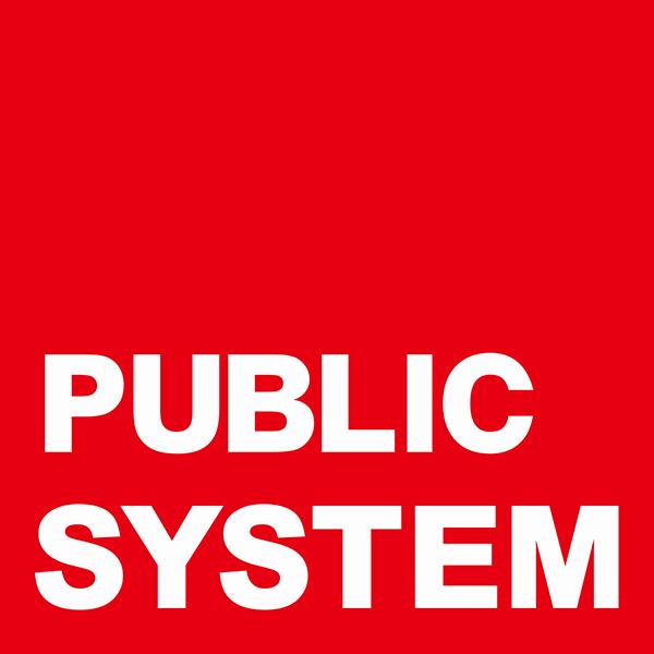 パブリックシステム